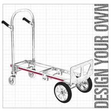 Design Your Own Gemini® Hand Truck