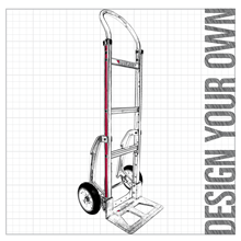 Design Your Own Hand Truck