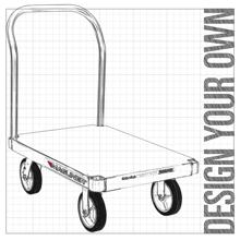 Design Your Own Platform Truck