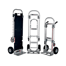 Convertible, Multi-Position & Collapsible Hand Trucks Category Image
