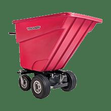 Motorized Hopper Carts
