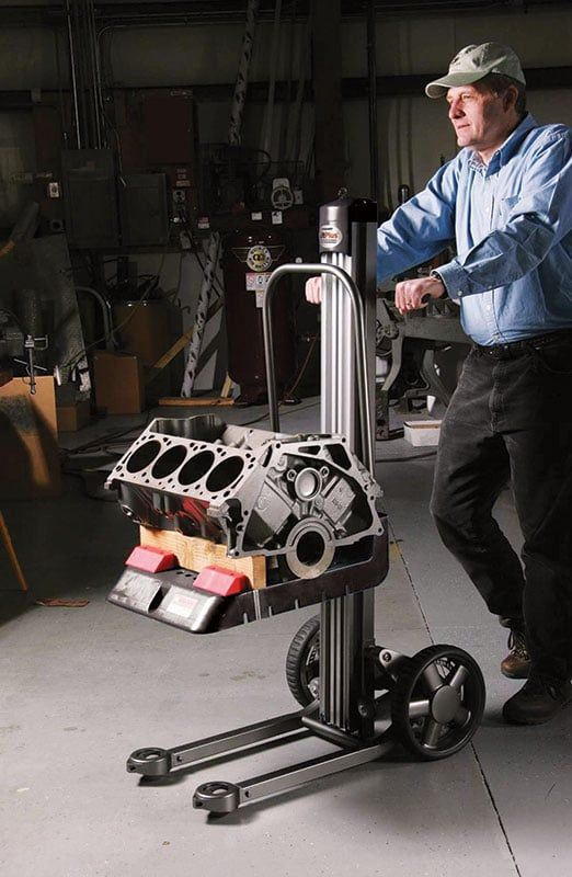 LiftPlus™ with Engine Block