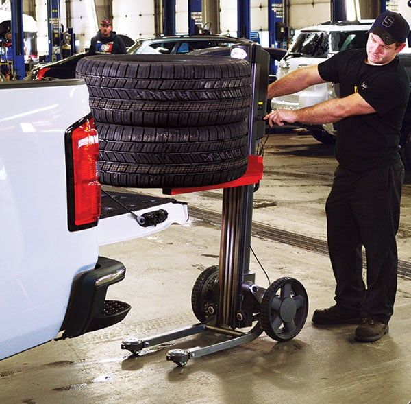 LiftPlus™ with Tires