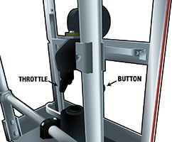 Throttle-Button-Illustration