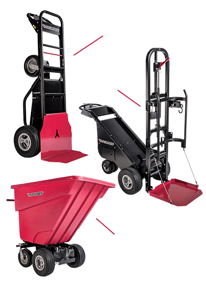 Magliner Motorized Products
