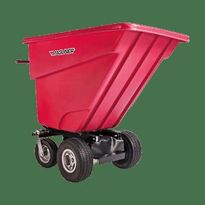Motorized Hopper Cart
