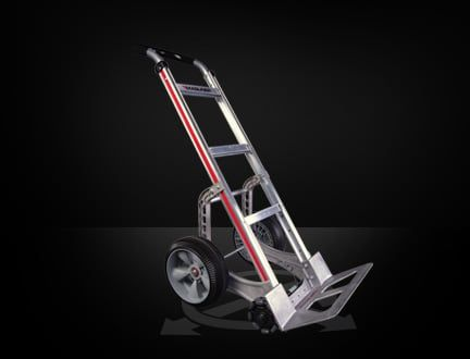 Design your own Self-Stabilizing™ (SS™) Hand Truck Truck